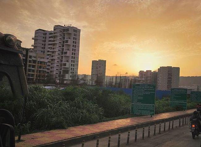 Evening Instagood Instadaily Mumbai Instalike Instamood Open Sky
