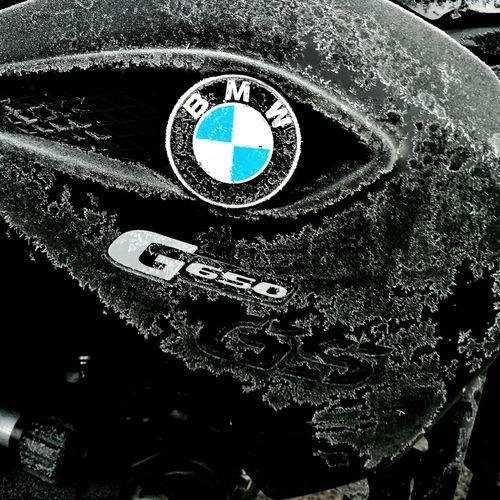 G650gs Bmw Freeze
