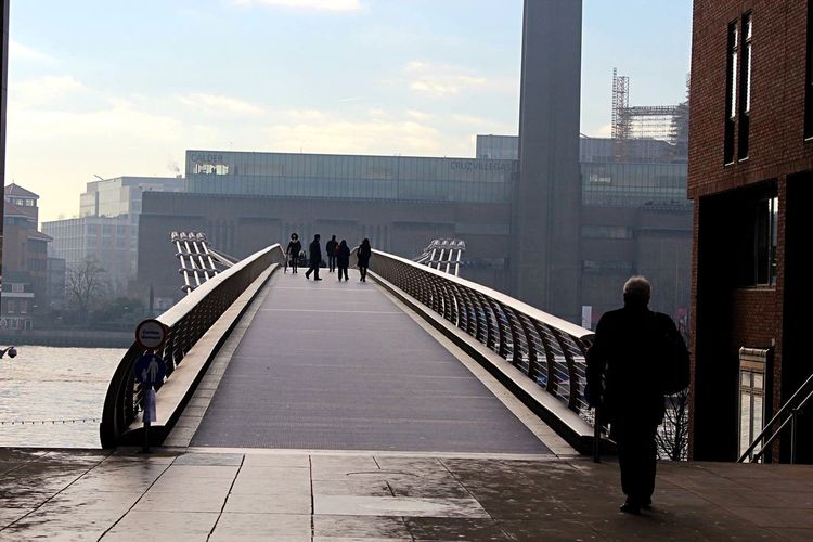 Bridge Thames