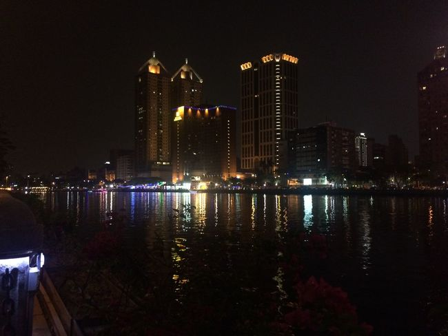Loveriver Kaohsiung Taiwan City Lights Enjoying Life Check This Out Taking Photos