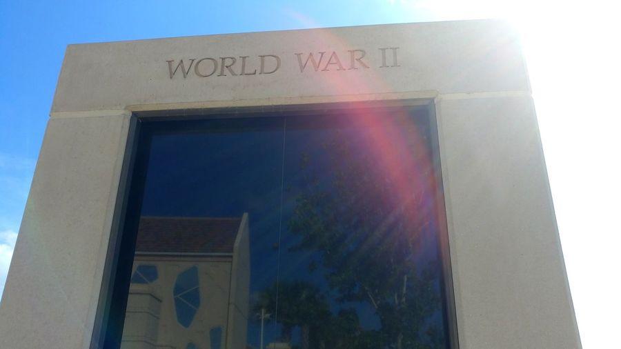World War II No