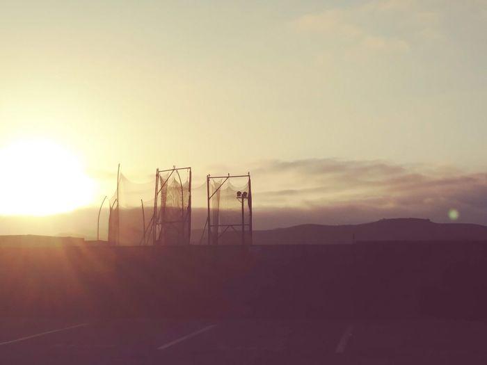 Sunrise Sky Sun