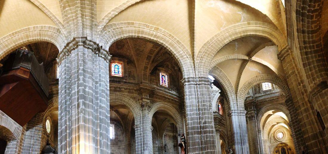Epístola Church Cathedral Arquitectura Architecture Jerez Catedral