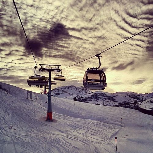 Ski Arlberg Austria Lech