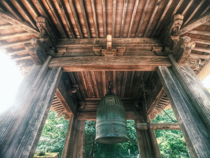 Bell Of Temple Bell Japanese Temple IPhoneography Mobilephotography Shot On IPhone Japanese Culture