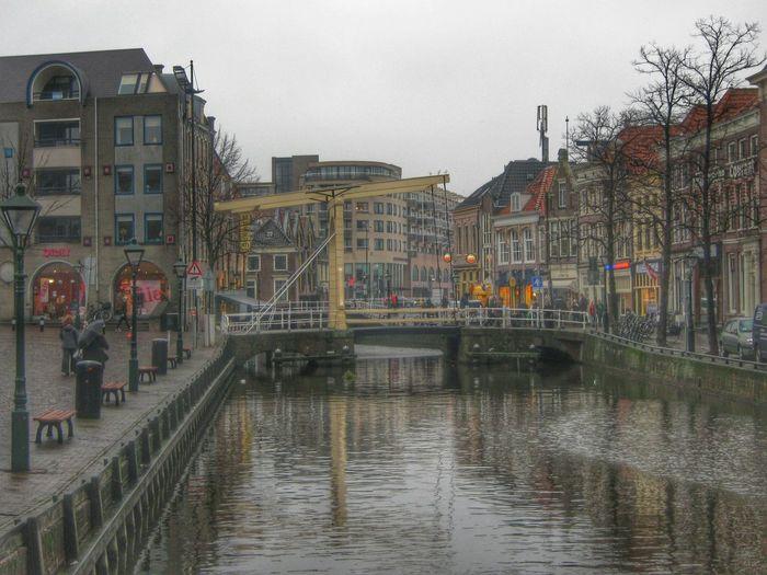 City View  CITY VIEW ALKMAAR StreetartAlkmaar Waterreflections Myhdrworld Architecture Bridge