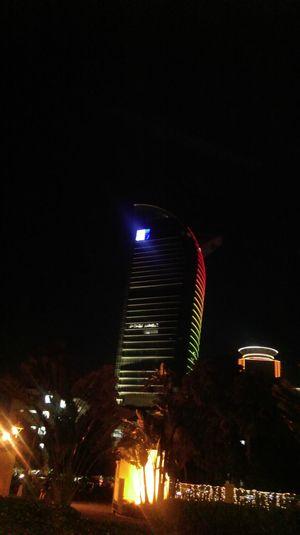 Macro Beauty Night Lights Relaxing City View  City Lights Rainbow Colors Taking Photos Enjoying Life