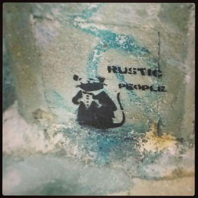 Rusticpeople Genterustica Graffiti