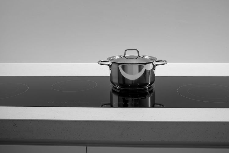 Appliance Burner - Stove Top Close-up Domestic Kitchen Domestic Room Drink Food And Drink Gas Stove Burner Home Home Interior Household Equipment Indoors  Induction Induction Cooker Kitchen Kitchen Utensil Metal No People Refreshment Steel Still Life Stove Wall - Building Feature