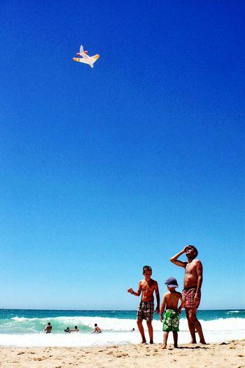 The Beachboys Playing On The Beach Beach Life Summertime