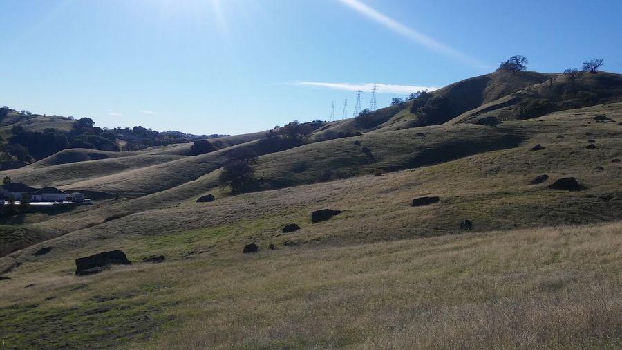 Vaca Hills Rural California Smartphonephotography Norcal No Edit/no Filter EyeEm Nature Lover