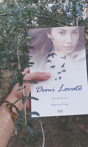 Demi Lovatics Stay Strong Books
