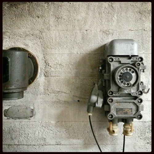 Bunkertelefon Berlin