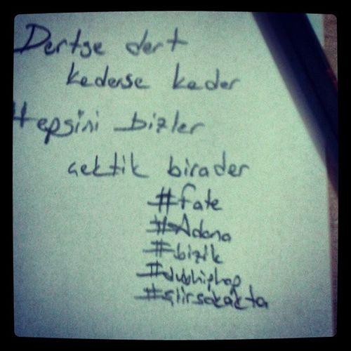 Siirsokakta Fatefat Adana Bizik dubhiphop cono