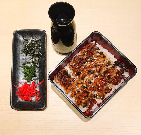 Unagi Hitsumabushi Unagi Hitsumabushi Unagi EyeEm Selects MELeverywhere MELeverywhereTrip INDONESIA Jakarta Japanese Food Sushi Tei Unagi Don Food Stories Food Stories
