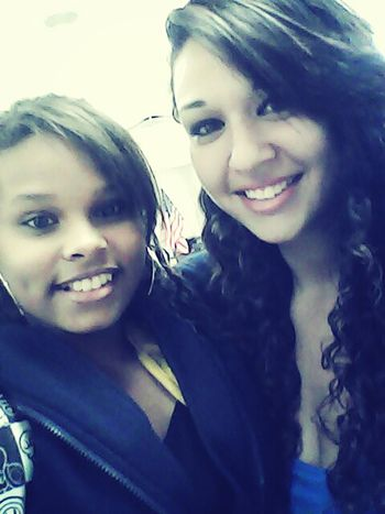 Me and my momo :** <3