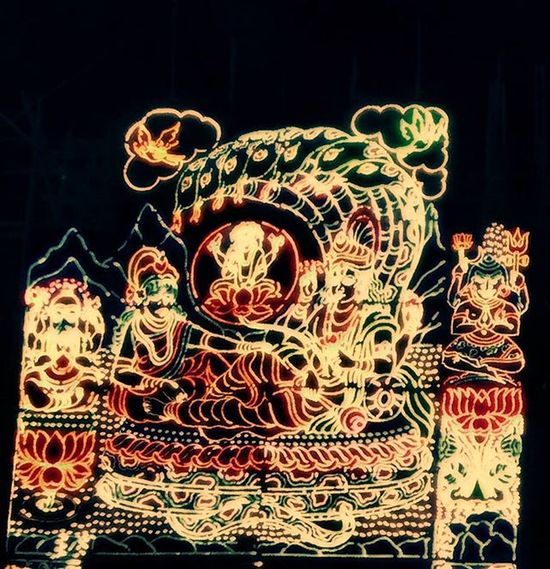 Illuminated Nights  Durgapuja Dussehra Dussehra2015 Electric Art Beautiful Festival Victoryofgoodoverevil Neverstopexploring  NeverStop Indianstories Indianphotographersclub Indianclicks Ig_india Camerateur