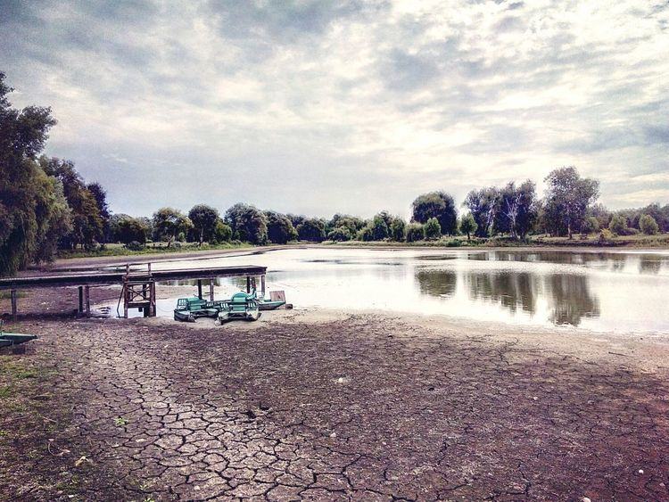 Debrecen Vekeri Lake Lake View Globalwarming Cop21 Paris COP21 Arid Climate Climatechange Climate