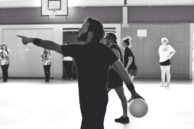Out Get Out EyeEm Dodgeball 2014