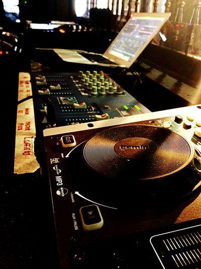 Mixer Mixing Console Locura Club