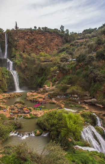 Best Waterfalls to Visit in Morocco OUZOUD FALLS Beautiful Moroccan Waterfalls Best Waterfalls To Visit In Morocco Falls Morocco Morocco Ouzoud Falls Morocco Ouzoud Morocco OuzoudFalls Ouzoud Falls