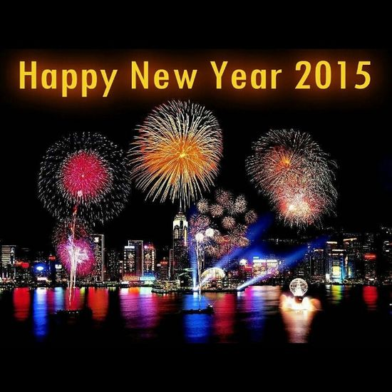 Happy New Year! Happy New Year 2015 Feliz Ano Novo!!! あけましておめでとうございます