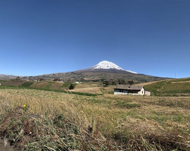 Mount Chimboraz