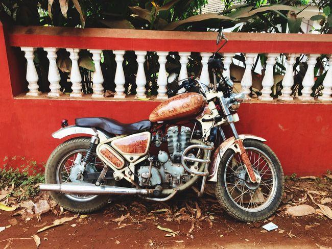 Ganesha bike. Colours of India. Love Goa Vacations Bike Bikeaerography Aerography Ganesha India Goa Mandrem Freedom Art Creative