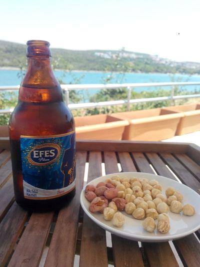 Efes Pilsen🍺 Piiz  Keyif Çeşme Ilica Turkey EyeEm Best Shots