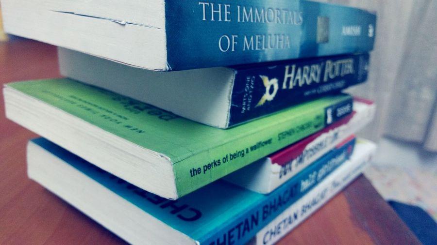Books ♥ Book Collections Love Meluha Harry Potter Perksofbeingawallflower Good Books Good Company