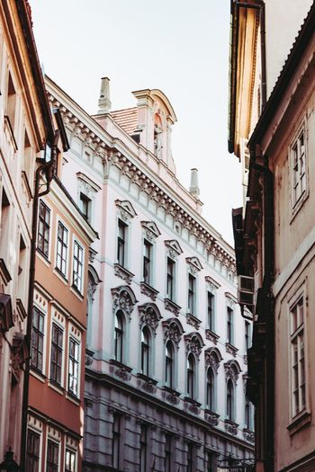 Daylight Prague
