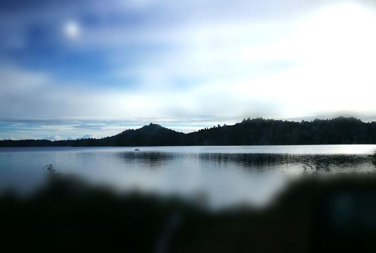 Lake Cloud - Sky Reflection Scenics Nature Landscape Tranquil Scene Outdoors Water Sky Beauty In Nature No People Day