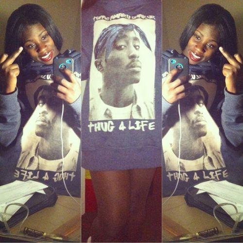 Tupac Amaru Shakur : Thug 4 Life