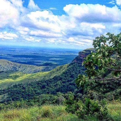 Chapada dos Guimarães-MT Foto: @lu_poiani _________________________________ Chapadadosguimaraes Chapada MatoGrossoéLindo Matogrosso Bresil  Brasil Brazil Brazilien World Southamerica VejaMatoGrosso America CentroOeste CentroSul MatoGrosso_Brasil Paraíso Paz Tranquilidade Nature Natureza IloveBrazil