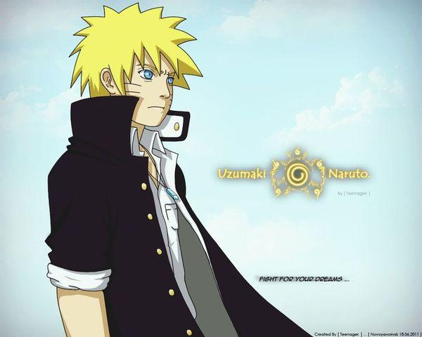 Naruto Shippuden  Anime Fight For Your Dreams:) Naruto Uzumaki
