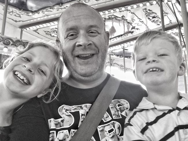 I'm not one for selfies but these 2 insisted Chessington World Of Adventures Rides Carroussel That's Me! Family Family❤ Family Time Kids My Family 😀