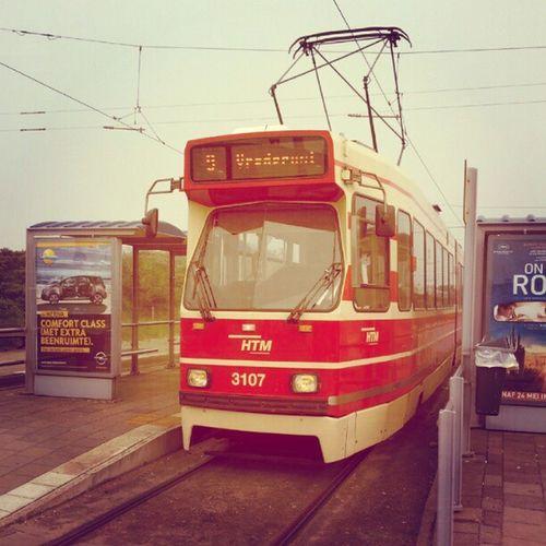 DenHaag Tram 9 Tramhalte