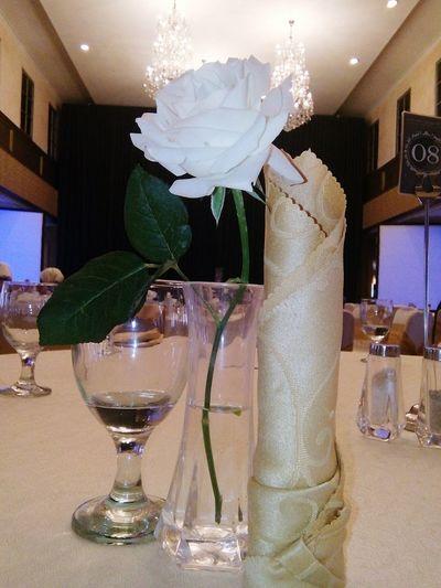 💕 GHUniversalHotel TableManner Flower Drinking Glass Champagne First Eyeem Photo