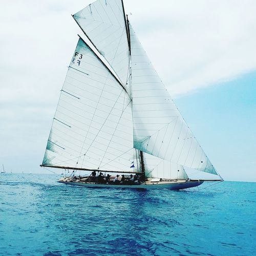 Voiles D'Antibes 2016 First Eyeem Photo