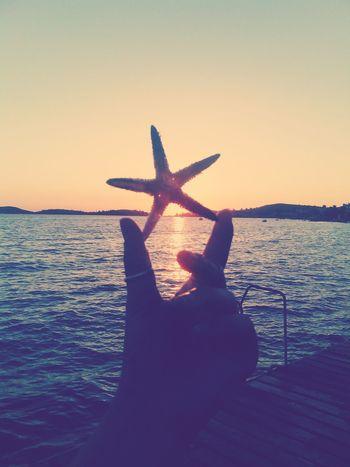 Star Fish Holiday♡ Sun! Very Happy! (: