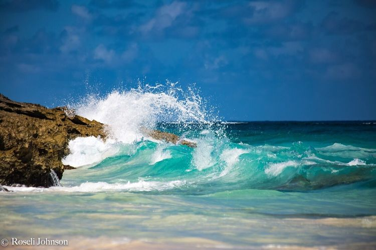 Elbow Beach,