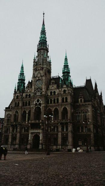 Czechrepublic Townhall Liberec