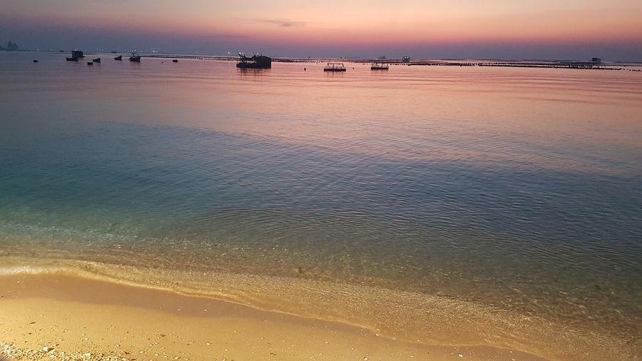 colour of sea