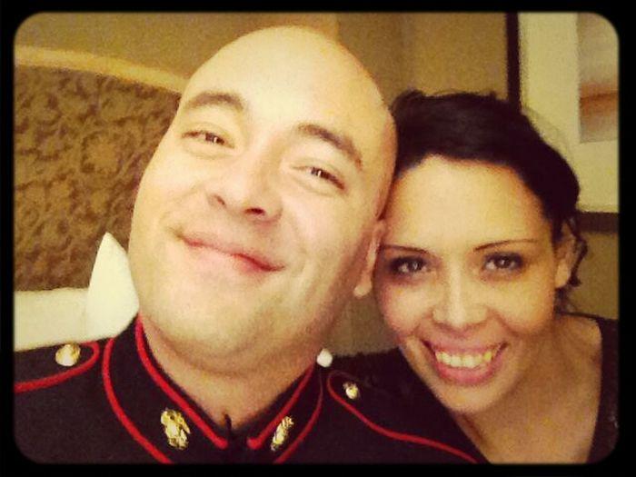 one of my Best Friends. Fleet Week in NYC 5/2012 Friends Love  Military NYC