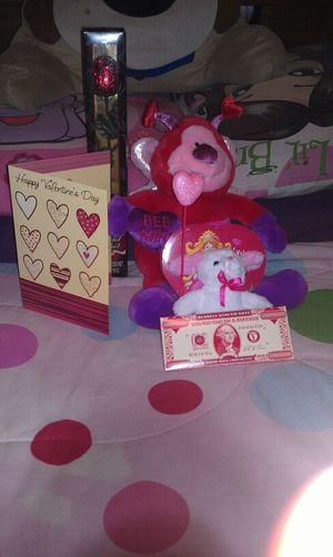 My Valentine's Gifts