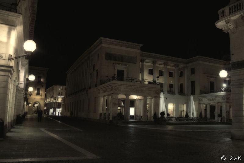 Buona notte, Padova...