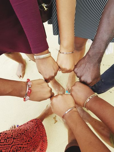 Friendship support Support System Beach Stand Together Never Alone I Got You Covered Only Women Adults Only Human Body Part People Adult Day Real People Friendship