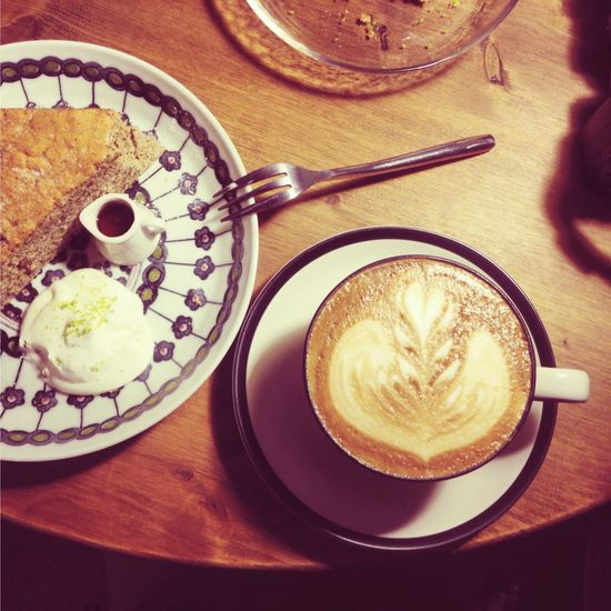 Table&coffee Coffee Cake Chiayi Afternoon