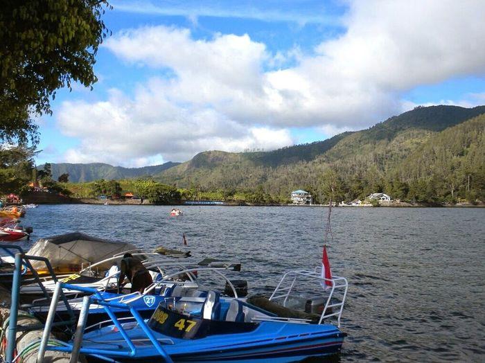 """""""Sarangan Lake"""""""