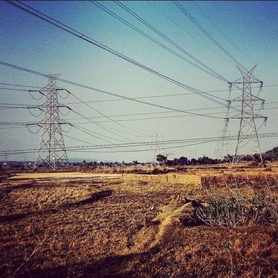 Crisscross of Wires on the city Outskirts ... Clicked this when I was on a Roadtrip , Memorable one. Life Ontheroad Best  Ever ... Explore Discover  Lookaround You never know what you might Stumble upon. Amateurphotography Camerateur World_photography_club Click_india_click Odisha Ig_odisha Incredibleindia Odishatourism Lonelyplanet Indianphotosociety Indianphotographersclub ig_india instapic instamood instadaily photooftheday
